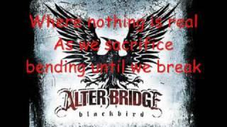 Alter Bridge - White Knuckles