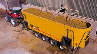 Biggest Feed mixer in Europe |…