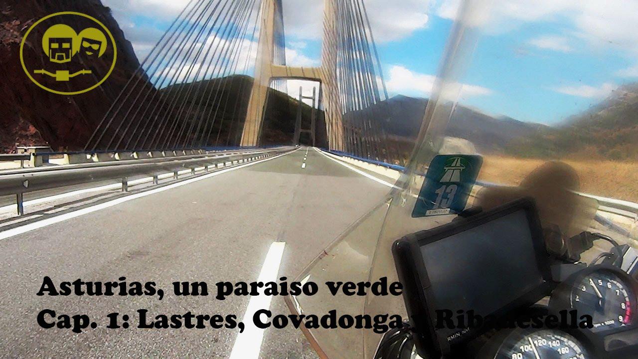 Viaje en moto a Asturias, Cap 1