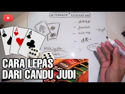 TERAPI UNTUK LEPAS CANDU JUDI - TOGEL - GAMBLE