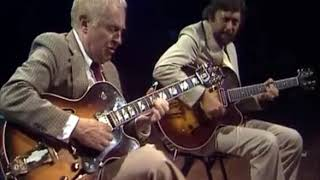 The Great Guitars:Barney Kessel,Charlie Byrd and Herb Ellis .11-07-1982.World of Jazz