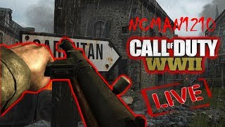 Call of Duty WWII Live Stream #2