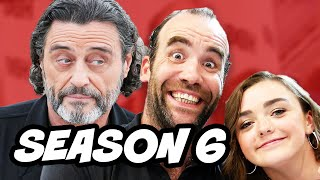 Game Of Thrones Season 6 - Who Is Ian McShane