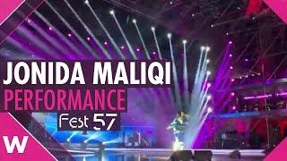 Jonida Maliqi - Ktheju tokës (Albania 2019) FiK 57  winner's encore LIVE