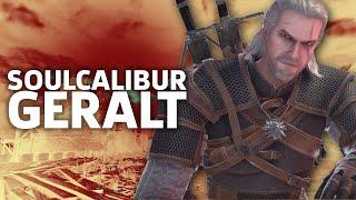 SoulCalibur VI: Geralt Gameplay - E3 2018