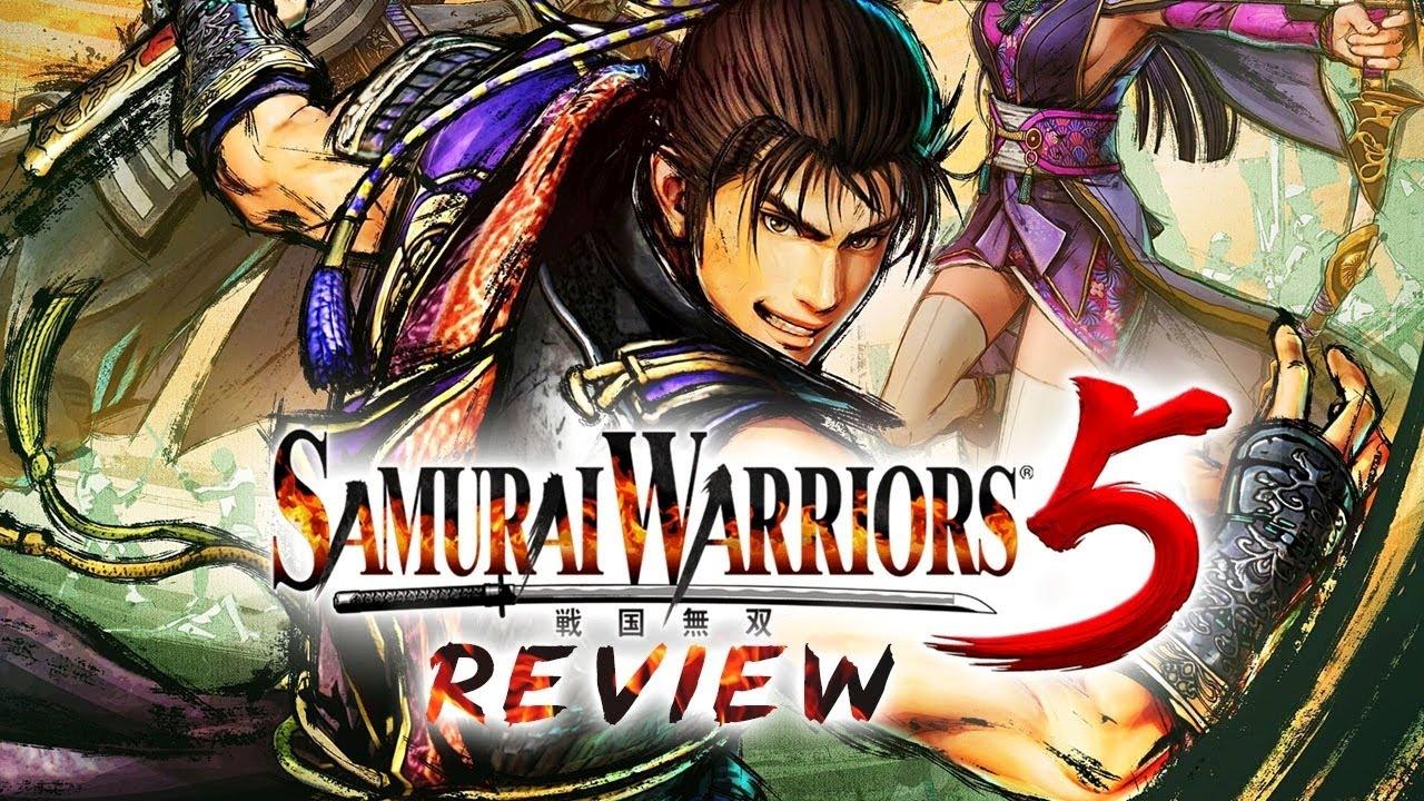 Samurai Warriors 5 ist der perfekte Einstieg in das Musou-Genre! - Review / Test