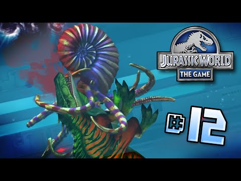 Ammonite!! || Jurassic World - Lagoon Series - Ep 12 HD