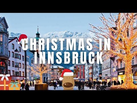 Christmas in Innsbruck // Cinematic