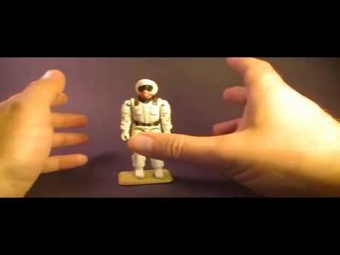 HCC788 G. I. Joe toy review - 1983 Snow Job! HD - S01E14
