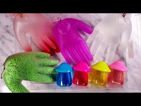 Mixing Slime Ingredients with Store Bought Slime - Will it Slime?
