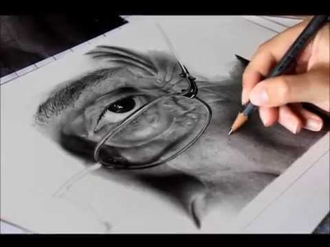 Drawing Pencil   Hyperrealism   Silvia Pagano Art