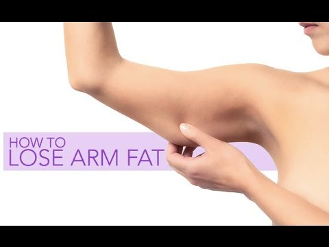 How to LOSE ARM FAT -- Best Workout for Toned Arms!!