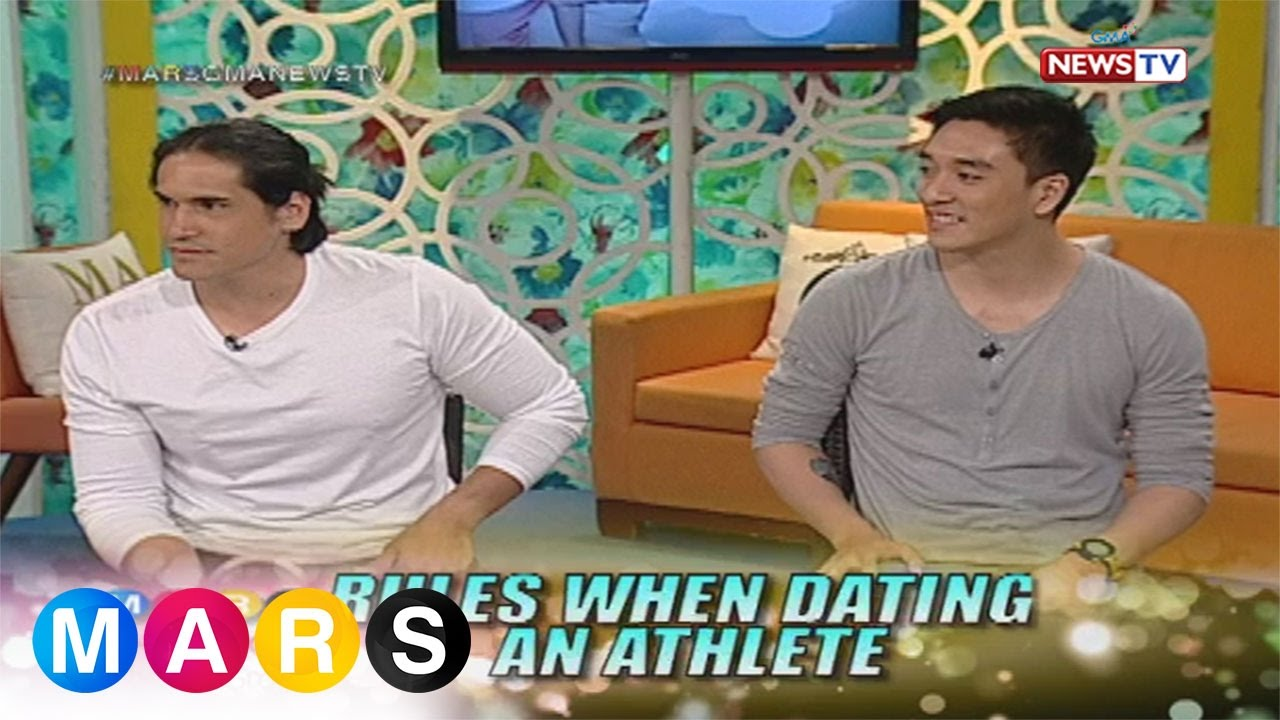rules of dating an athlete