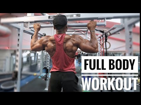 FULL BODY WORKOUT YOU SHOULD BE DOING| Full Routine & My Top