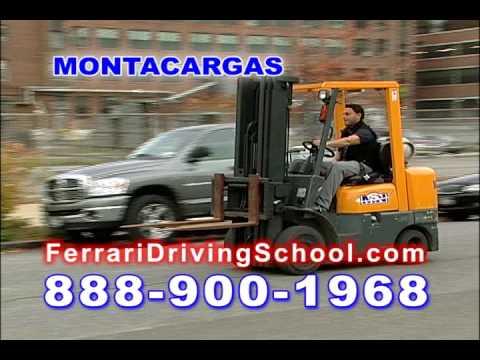 Ferrari Driving School New York >> Ferrari Driving School New York Car Bus Motorcycle Truck Tractor Trailer Forklift Ny