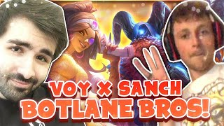 How is SAMIRA STILL BUSTED!? 🤯 ft. Sanchovies | Voyboy