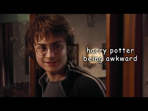 harry potter being an awkward teen for 3 minutes straight