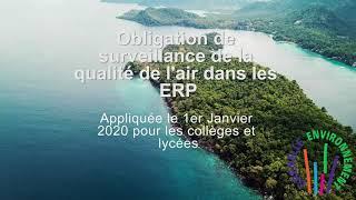 Olympiades de Sciences de l'Ingénieur 2019 - 13 - Surveillance de la qualité de l'air