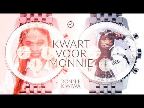 Donnie - Kwart Voor Monnie (feat Willie Wartaal) - Lyric Video