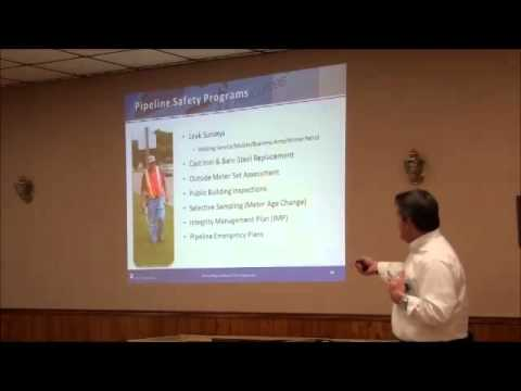 Natural Gas Pipeline Safety Part 2 of 3