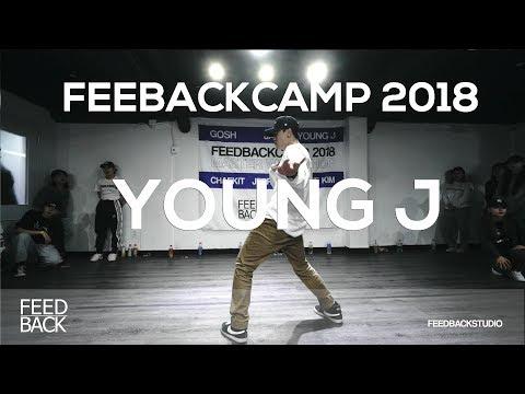 YOUNG J |  ALABAMA SHAKES - OVER MY HEAD(REMIX) | FEEDBACKCAMP2018 | FEEDBACKKOREA