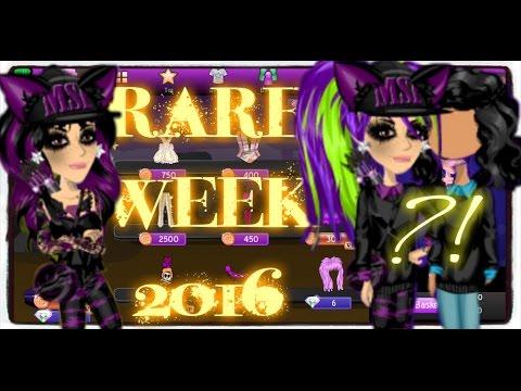 MSP Rareweek 2016, Error 503, And Glitches!