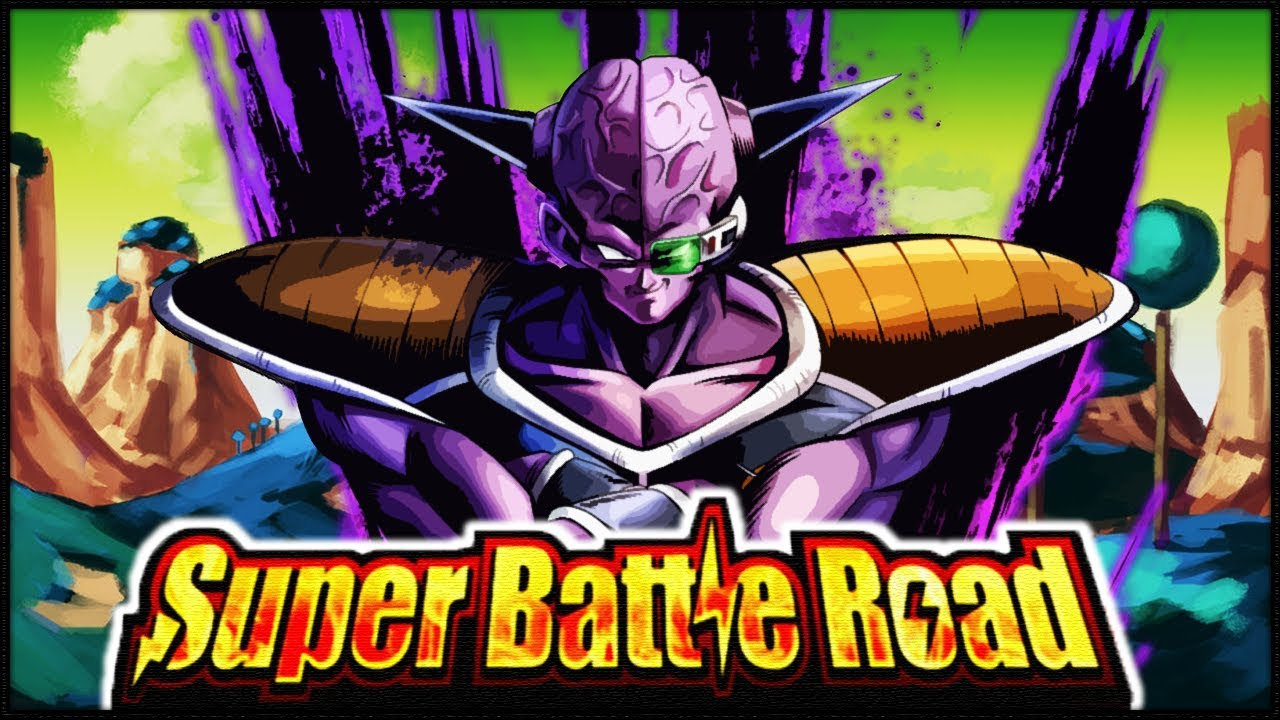GUIDE & GAMEPLAY SUPER BATTLE ROAD COMMANDO GINYU ! | DRAGON BALL Z DOKKAN  BATTLE FR