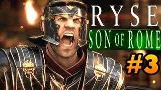 Ryse Son of Rome Walkthrough Part 3