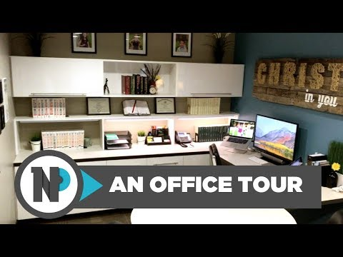 A Church Office Tour | Nikomas