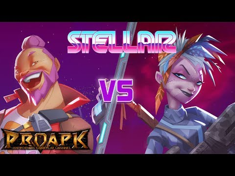 Stellar Galaxy: Commander (by King) Gameplay Android / iOS (Real-time PVP)