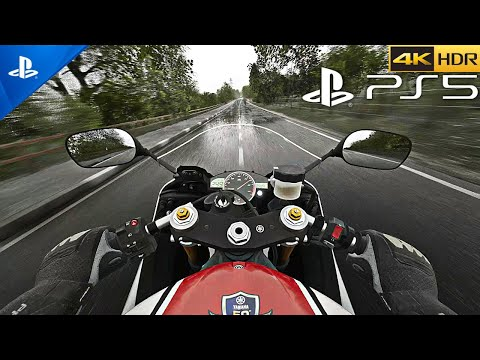 (PS5) RIDE 4 in FIRST PERSON is INSANE | Ultra High Realistic Graphics [4K HDR 60fps]