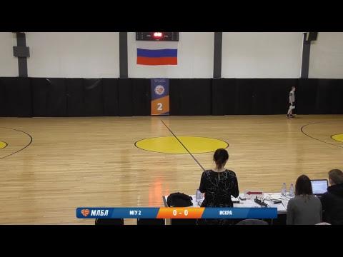 Торпедо - МГУ. 18 тур. Элита. Сезон 18/19