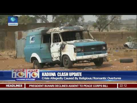 Kaduna Clash Crisis Allegedly Caused By Religious/Romantic Overtures