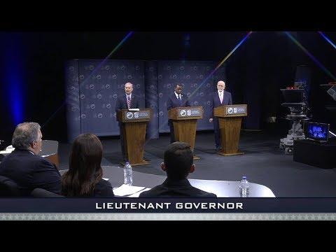 2018 Arkansas Lieutenant Governor Debate