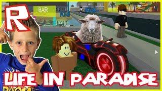 Leben im Paradies SHEEP KÖNNEN ALLES | Roblox