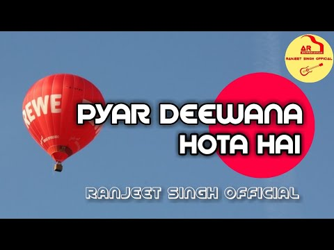 Pyar Deewana Hota Hai | Kishore Kumar | Kati Patang | Old Is Gold | Cover By Ranjeet Singh Official
