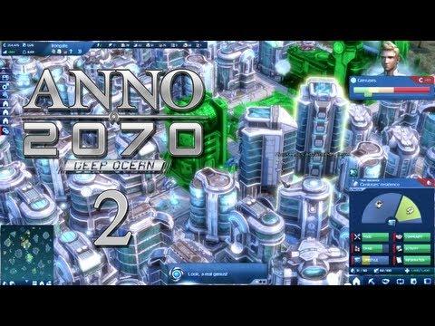 Anno 2070 Deep Ocean Ep 2 - Geniuses & Sharing Energy