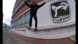 5eyes & DRUG STORE Days out . . . of it ! 5eyes Skateboarding http:...