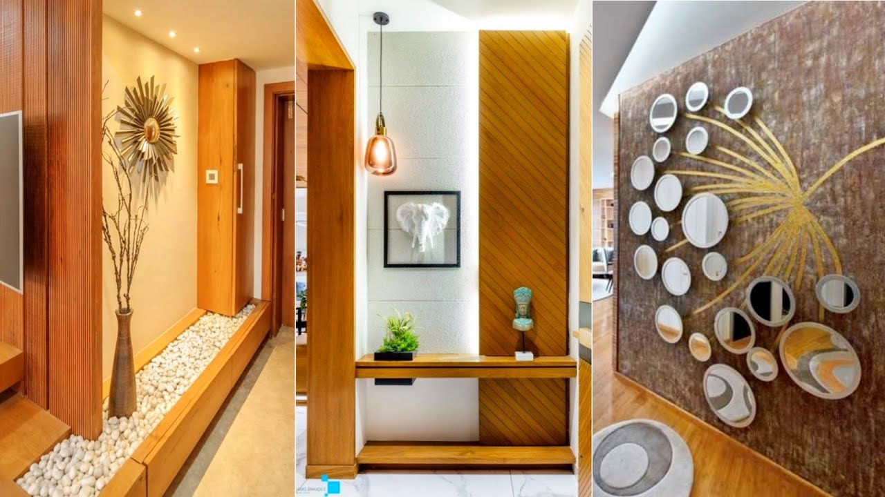 150 Modern Wall decorating ideas 2021 | Living room Wall design ideas | Home interior decorations