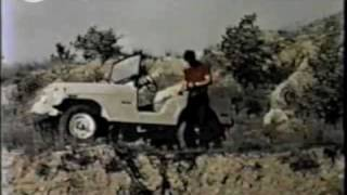 1973 amc jeep cj5 dealer commercial