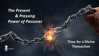 Reproach Rollback: The Present and Pressing Power of Passover. The Flight Deck 3-25-2021