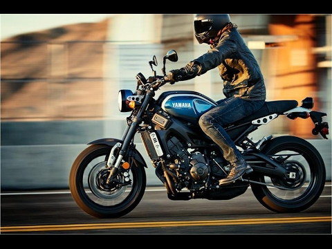 2017 yamaha xsr900 youtube for Yamaha xsr900 price