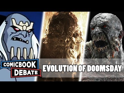 Evolution Of Doomsday In Cartoons, Movies & TV In 8 Minutes (2019)