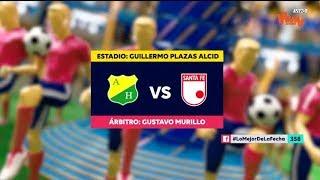 Huila vs. Santa Fe (Mejores Momentos) | Liga Aguila 2019-1 | Fecha 16