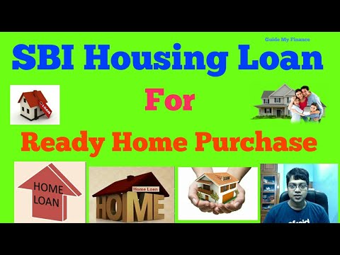 how-to-get-sbi-home-loan-for-house-purchase-|-sbi-home-loan-for-ready-house