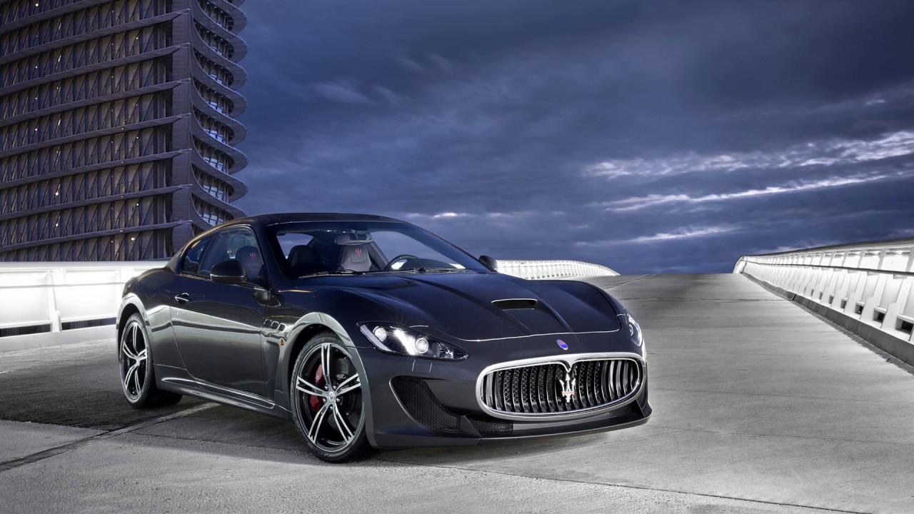 Maserati Coupe 2017