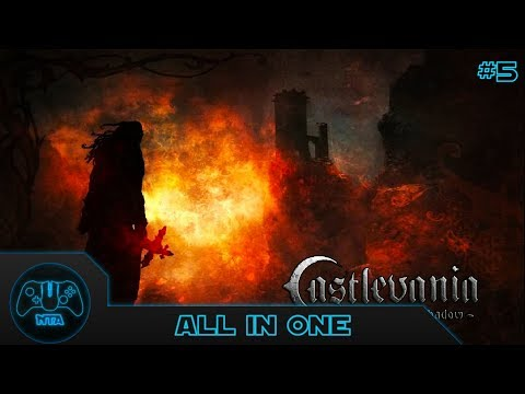 Castlevania Lord Of Shadows - All In One - Chapter 5