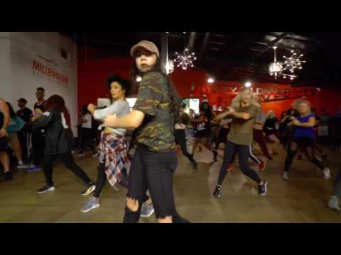 Ciara - C.R.U.S.H | Choreography With Jaquel Knight