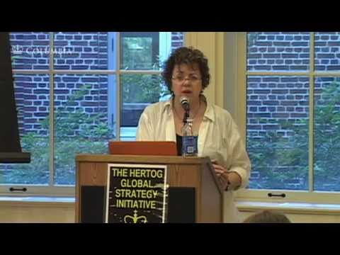 "Laurie Garrett on ""The Future of Global Health"""