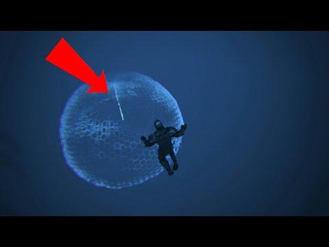 Ark survival evolved: raid on the full tek underwater alpha tribe!!!!!